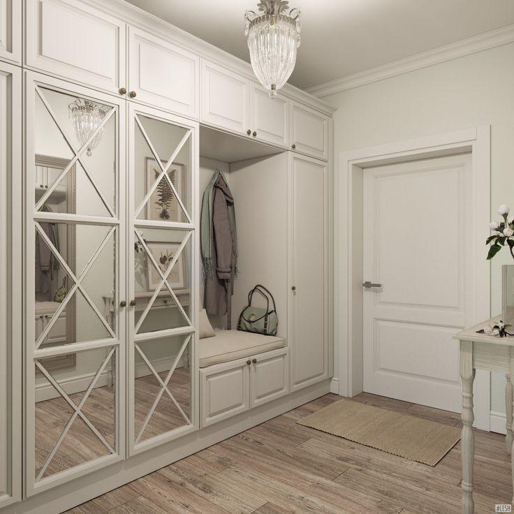 Петербуржцам очень близок классический стиль, вот и новая заказчица хотела видеть дома изящную классику. Квартира располагается в ЖК «Риверсайд» и имеет много больших и светлых окон, из которых открывается вид на город. Обзор проекта...