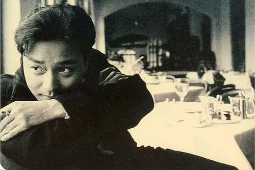 Leslie Cheung1 by Dylan Lim, via Flickr
