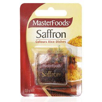 Saffron – MasterFoods 0.5g | Shop Australia
