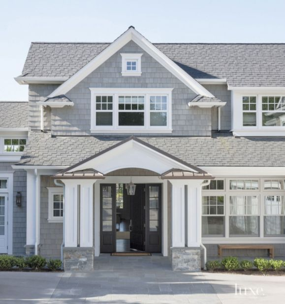 Traditional Shingle-Style Residence | LuxeSource | Luxe Magazine - The Luxury Home Redefined