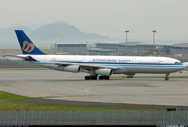 Mandarin Airlines (Taiwan) Airbus A340-313