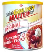 Now you and your family can enjoy our most popular mix from our classic canister. For over 80 years, our Original Waffle and Pancake Mix has been featured in the best hotels, restaurants and theme parks around the world.
