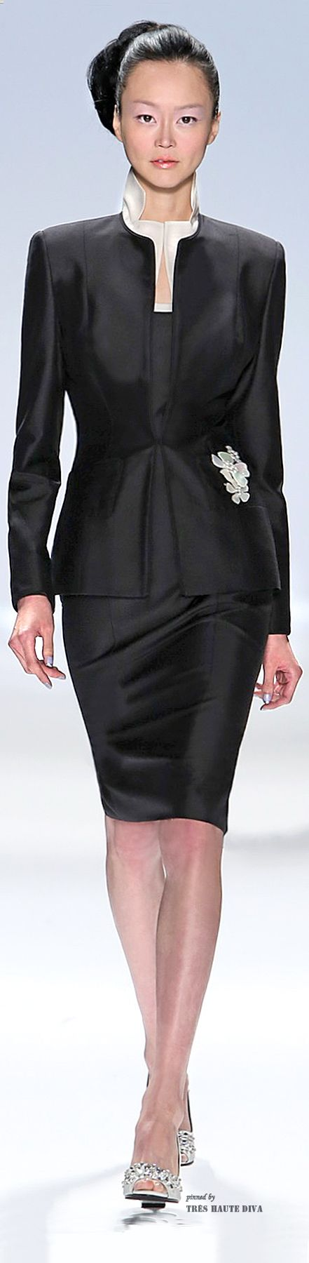 Zang Toi Fall/Winter 2013