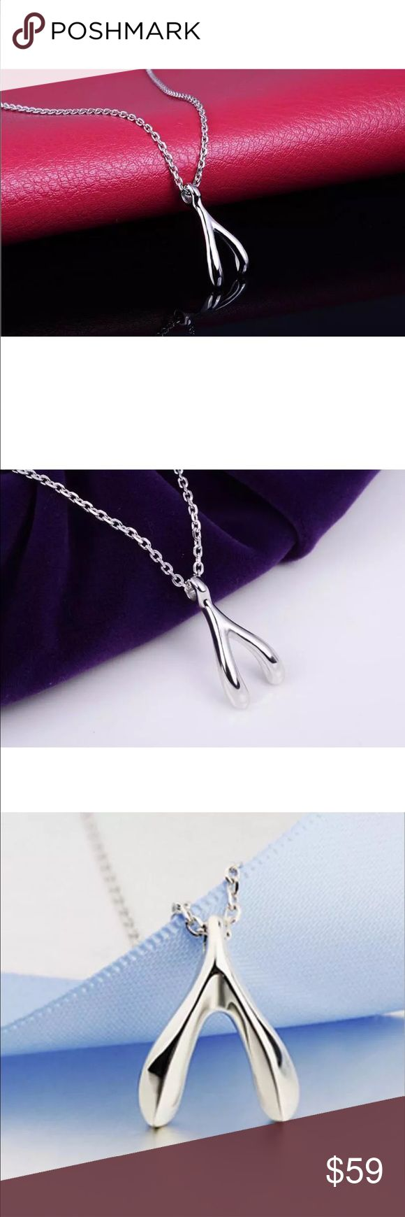 Make A Wish Show your love and support Brand New Boutique Quality Absolutely Silver Plated for wear and shine longevity  Limited Quantity. 50% Proceeds Donated to Make A Wish Foundation. Jewelry Necklaces