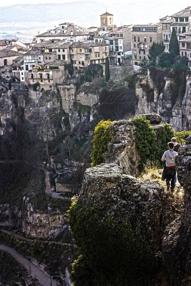Vista de Cuenca Spain