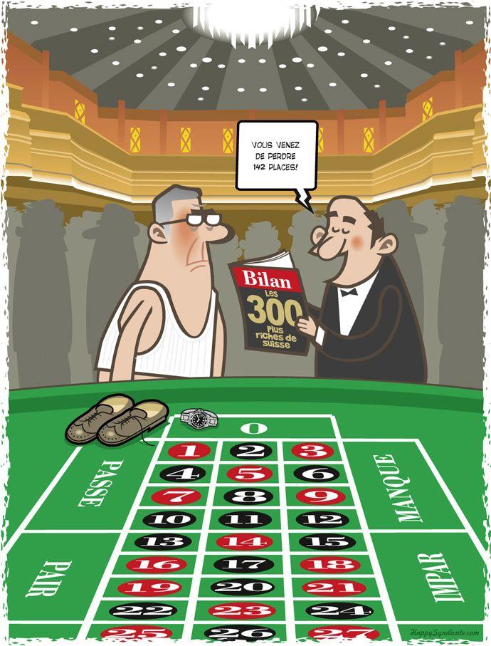 Vous venez de perdre 142 places! © Christophe Bertschy