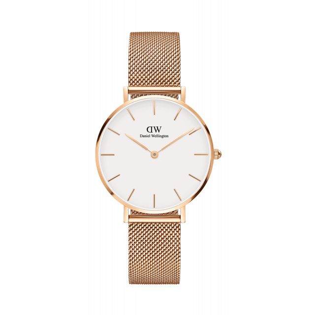 Daniel Wellington | Classic Petite Melrose 32mm Women Elegant Watch