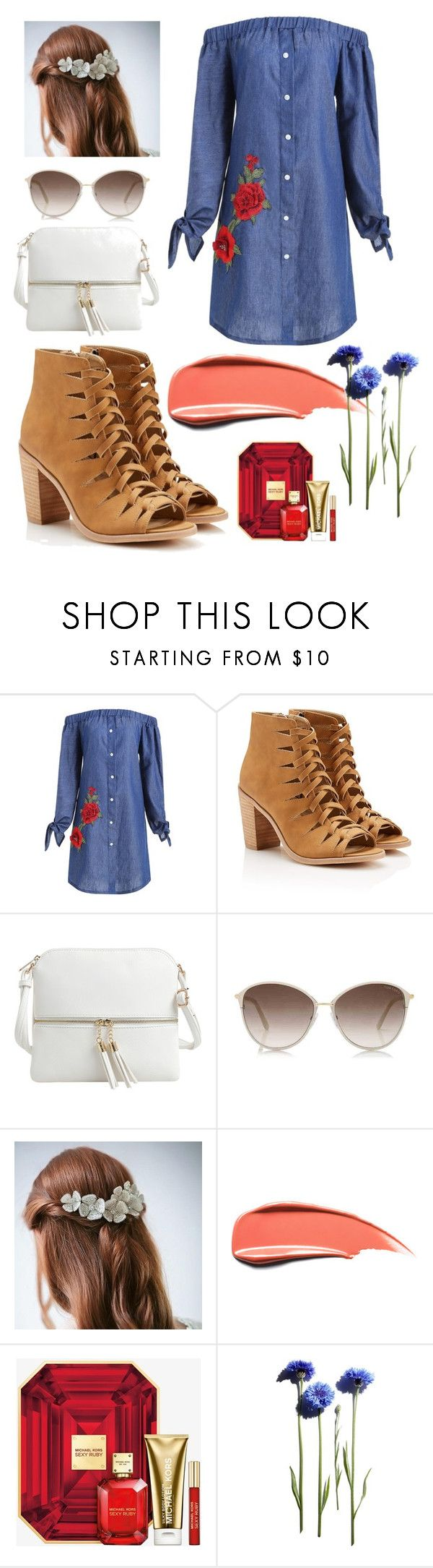 """Untitled #32"" by chalotteleah on Polyvore featuring Epic Chic, Tom Ford and Michael Kors"