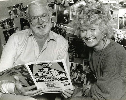Margaret and David.