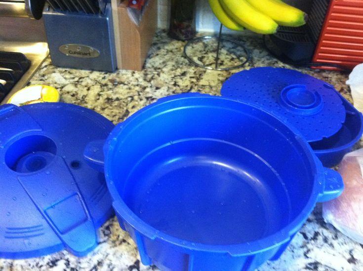 Pressure Cooker Turkey Chili  - using a microwave pressure cooker