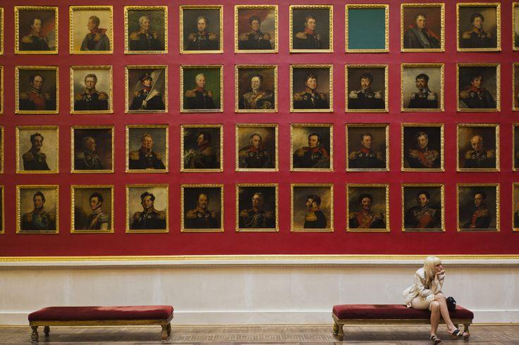 Museo Hermitage, San Petersburgo