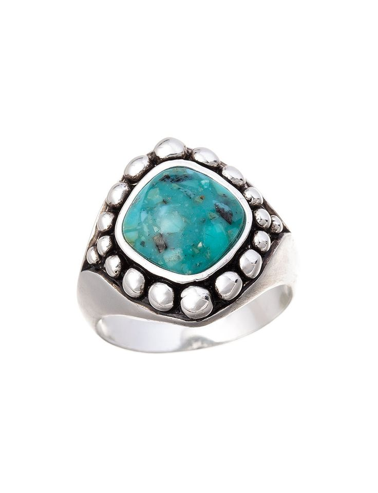 Shop today for Sterling Silver Turquoise Bead Textured Ring & deals on Rings! Official site for Stage, Peebles, Goodys, Palais Royal & Bealls.