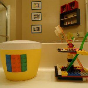 Lego Bathroom Ideas