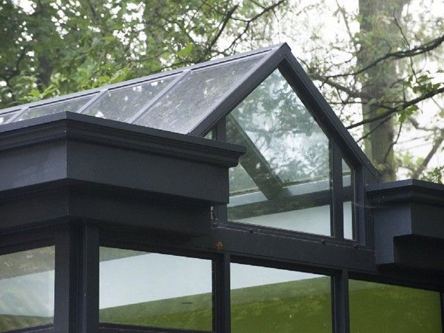 116 best images about terrassen veranda 39 s on pinterest verandas villas and doors - Veranda met dakraam ...