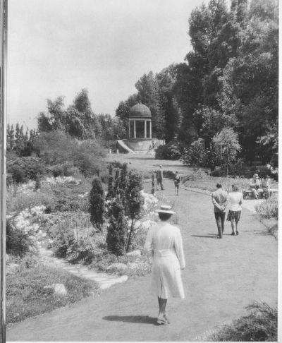 Margaret Island – 1940