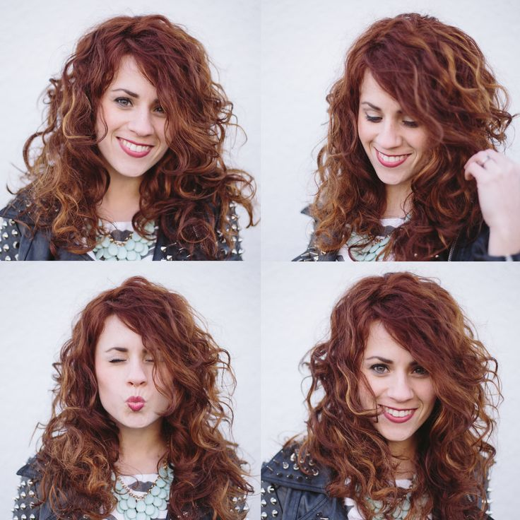 LIZ MORROW | Delightfully Tacky - Her curls are SO similar to mine. Finding a blogger with curls like mine is awesome.
