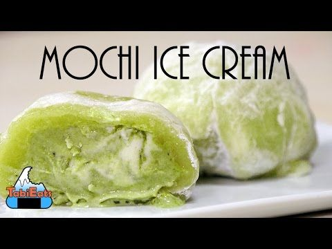 219 best asian food recipe videos images on pinterest asian mochi ice cream matcha recipe forumfinder Images