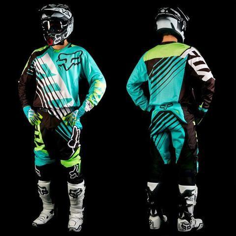 2016 FOX Racing Suit Combo Jersey Pants