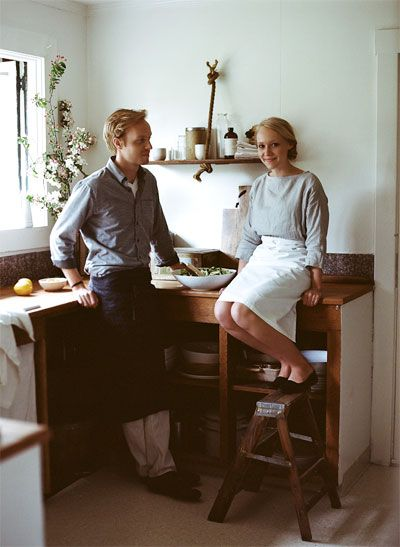 Kinfolk Editors On: The Intimate Dinner Party | The Tory Blog