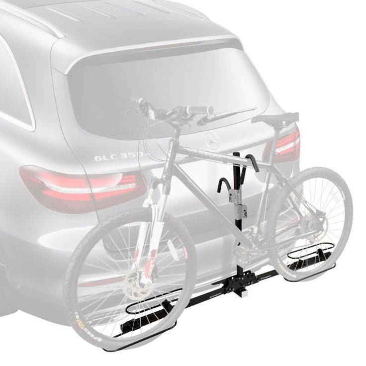 "Swagman® - XC Platform Hitch Mount Bike Rack (2 Bike Fits 2"" Receivers)"