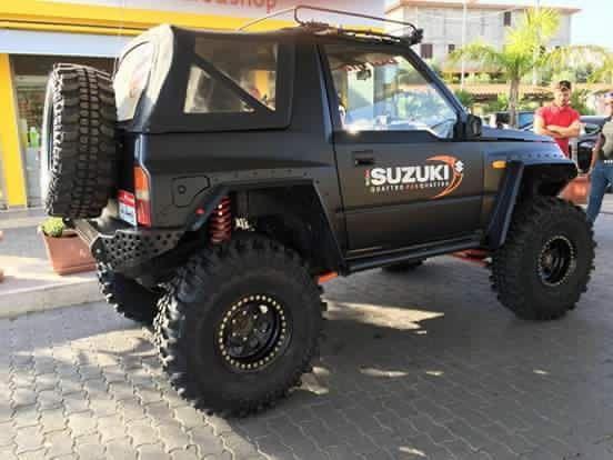 Suzuki Sas