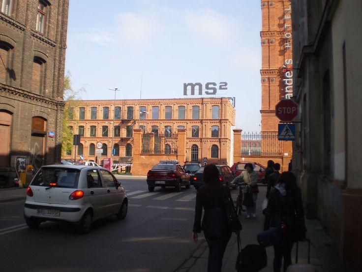Łódź, MS2,