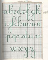 Free alphabet font cross stitch patterns - more through link #stitching