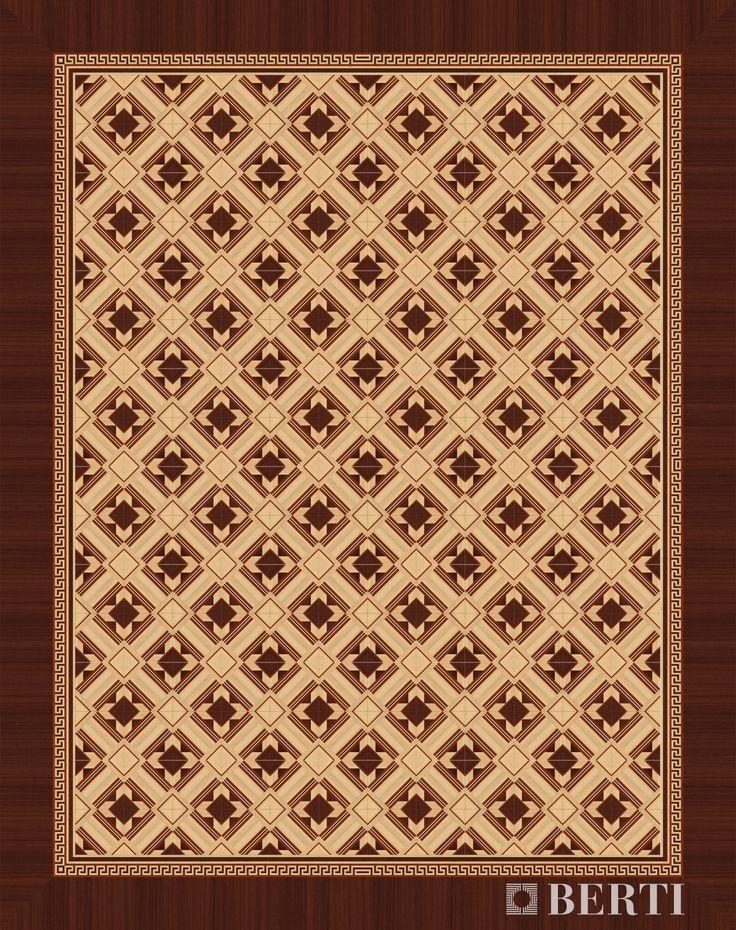 Berti wooden floors. Render. #parquet #parquetlovers
