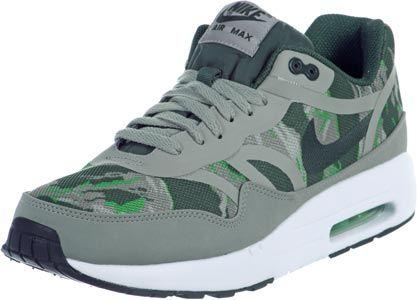 the best attitude 4e216 c4293 ... Nike Air Max 1 Premium Tape Schuhe beige grau grün Frauen s ...