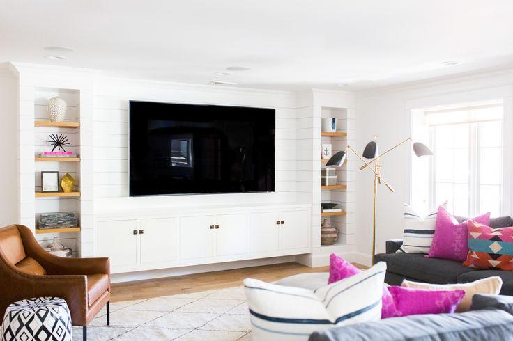 Basement Living Area || Studio McGee