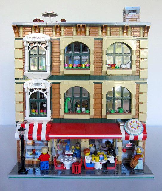 Bilder zu lego auf pinterest lego möbel lego haus und lego bauen