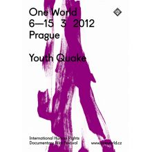 One World is today the largest and most important human rights film festival in Europe and is firmly established as one of the leading cultural events in Prague and the Czech Republic.