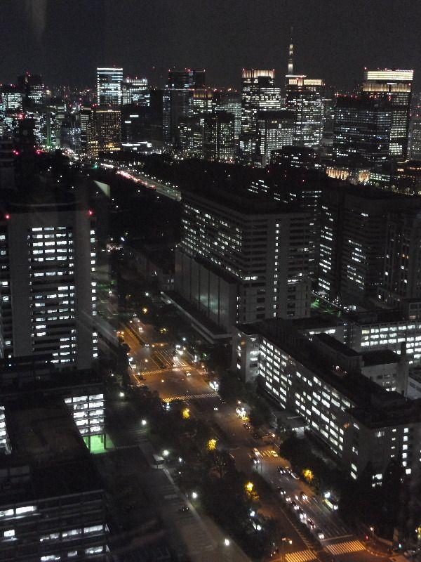 霞ヶ関のおすすめ 夜景がいい。霞ヶ関コモンゲート