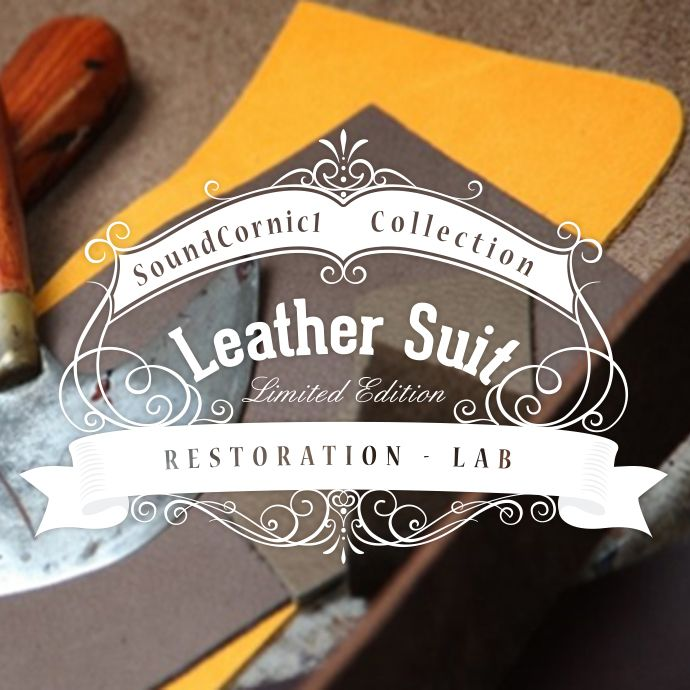 SoundCornic Leather Suit가공식 출시되었습니다!