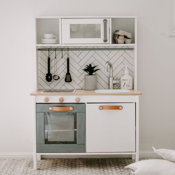 Ikea kids kitchen hack – #Hack #IKEA #ikeahacks #K…