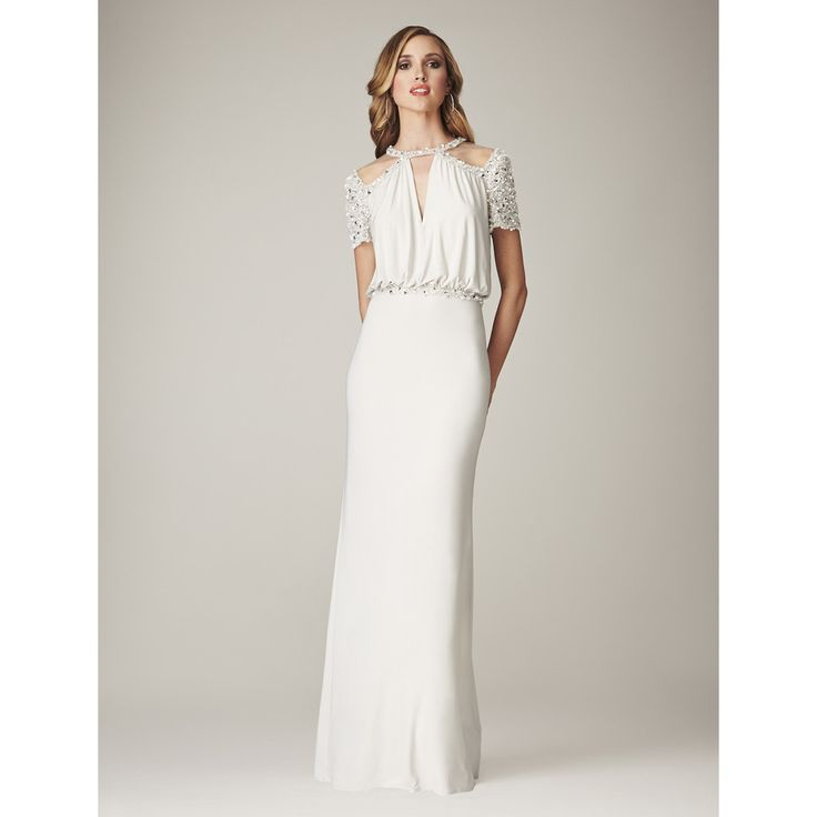 JACINTA Wedding Dress - WHITE COLLECTION – Roman & French - Leader in Bridal Jewellery, Hair Accessories and Wedding Gifts.