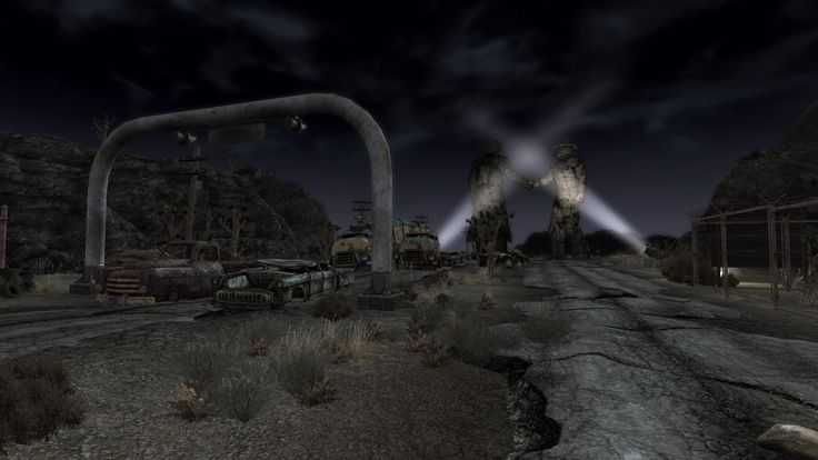 Clarity - An Orange Tint Remover at Fallout New Vegas - mods and community