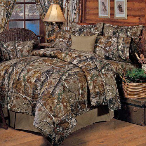 57 best Realtree Camo Decor images on Pinterest   Camo bedding ...