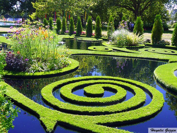 gardens new zealand images   ... Garden New Zealand - Hayalci Gezgin - Seyahat Rehberi / Travel Guide
