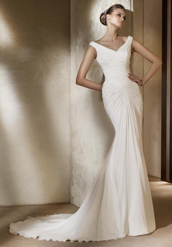 Pronovias Pronovas Abaco Wedding Dress Wedding Dress. Pronovias Pronovas Abaco Wedding Dress Wedding Dress on Tradesy Weddings (formerly Recycled Bride), the world's largest wedding marketplace. Price $445...Could You Get it For Less? Click Now to Find Out!