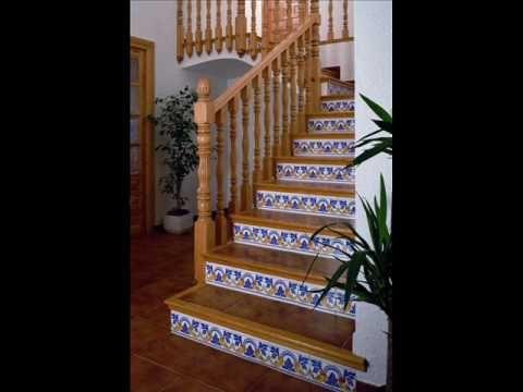 Escaleras rusticas - EspacioHogar.com