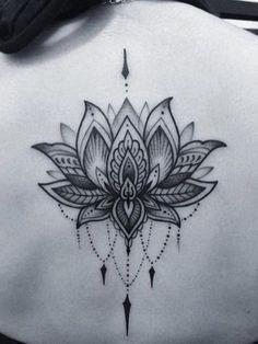 300 idées de tatouages Mandala homme/femme • Signification tattoo Mandala!
