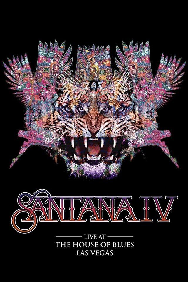 คอนเสิร์ต Santana IV - Live At The House Of Blues, Las Vegas