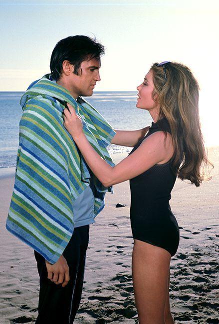 Elvis Presley & Michele Carey ~ Live a Little, Love a Little - 1968
