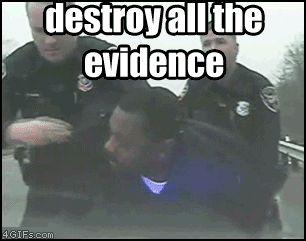 destroy the evidence (gif)