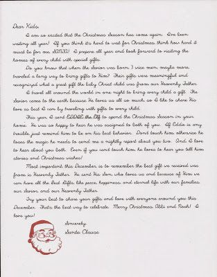 54 best Christmas Letters images on Pinterest La la la - disagreement letter