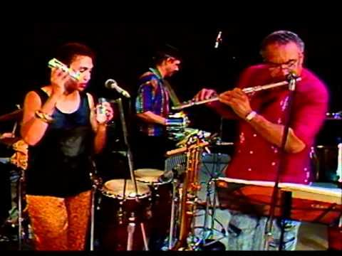 Brazilian music medley, arranged by Francisco Mora Catle…