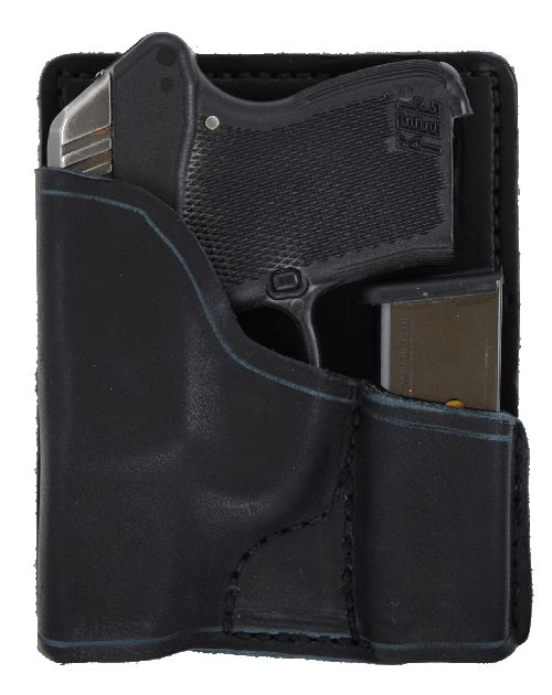 """""""wallet"""" holster for Ruger LCP + extra mag"""
