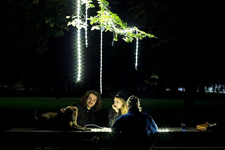 Luminoodle Plus - The Original Portable LED Light Rope + Lithium Battery Pack - Complete Camping Lantern Solution, 5 ft Outdoor String Lights, USB Battery Powered: Amazon.ca: Electronics