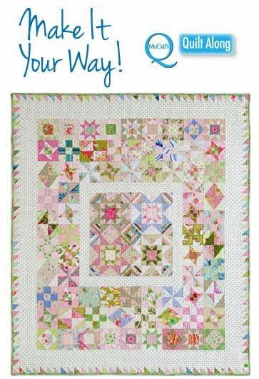 172 best STAR SAMPLER images on Pinterest | Patchwork, Board and Homes : mccalls quilt blocks - Adamdwight.com